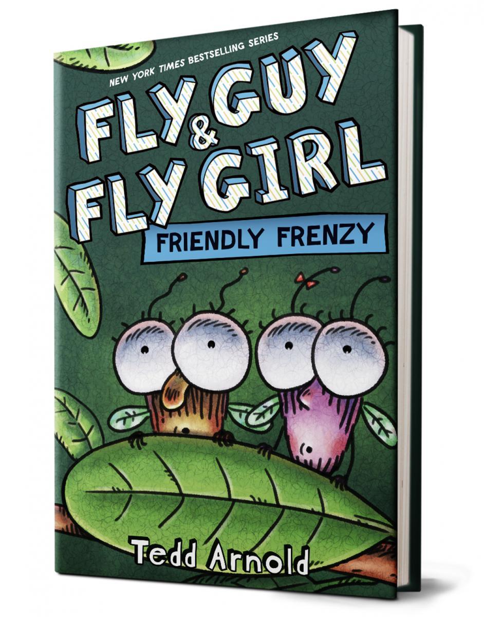 Fly Guy & Fly Girl: Friendly Frenzy