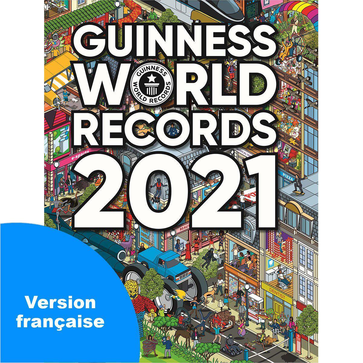 Le Guinness 2021