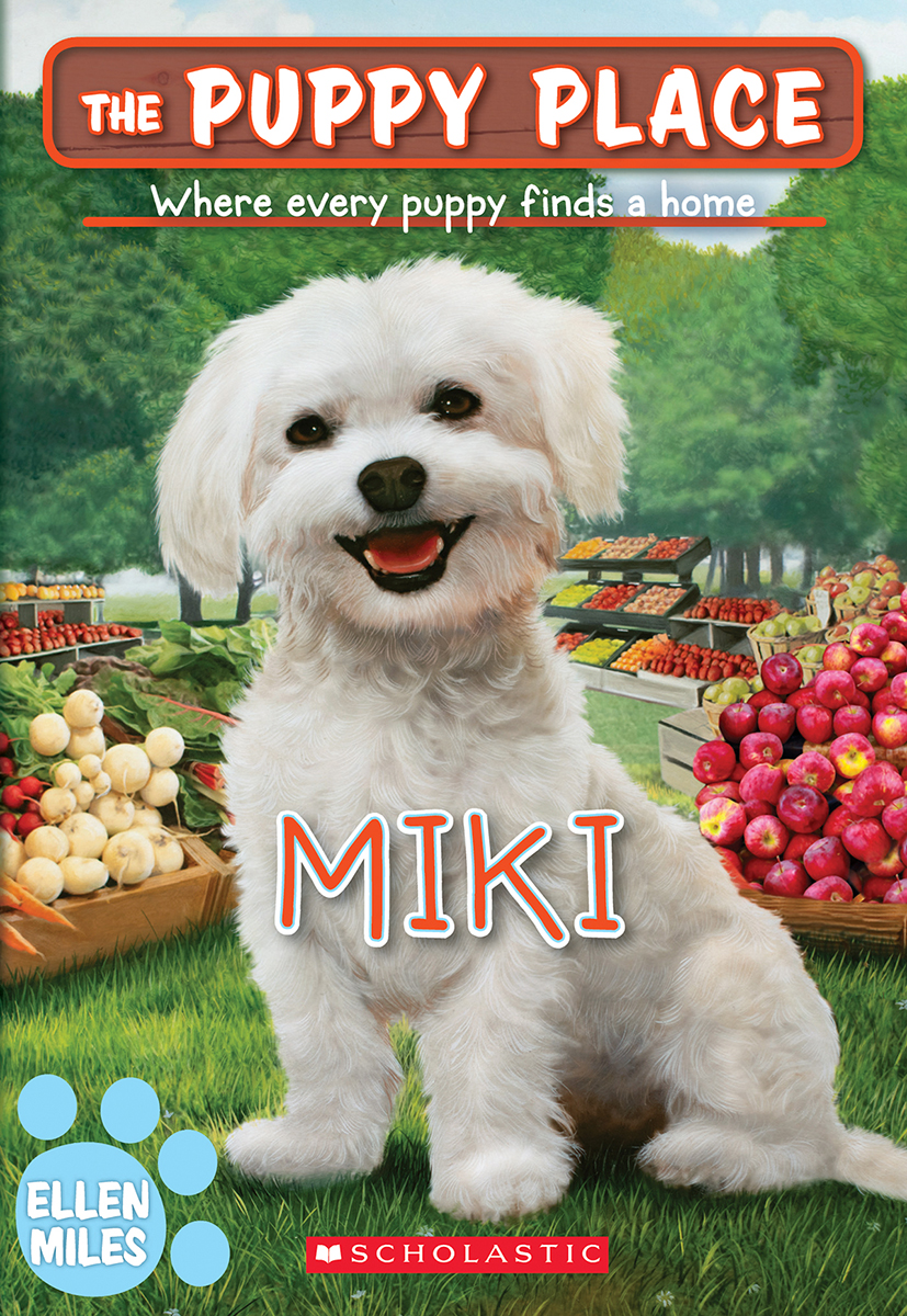 The Puppy Place #59: Miki