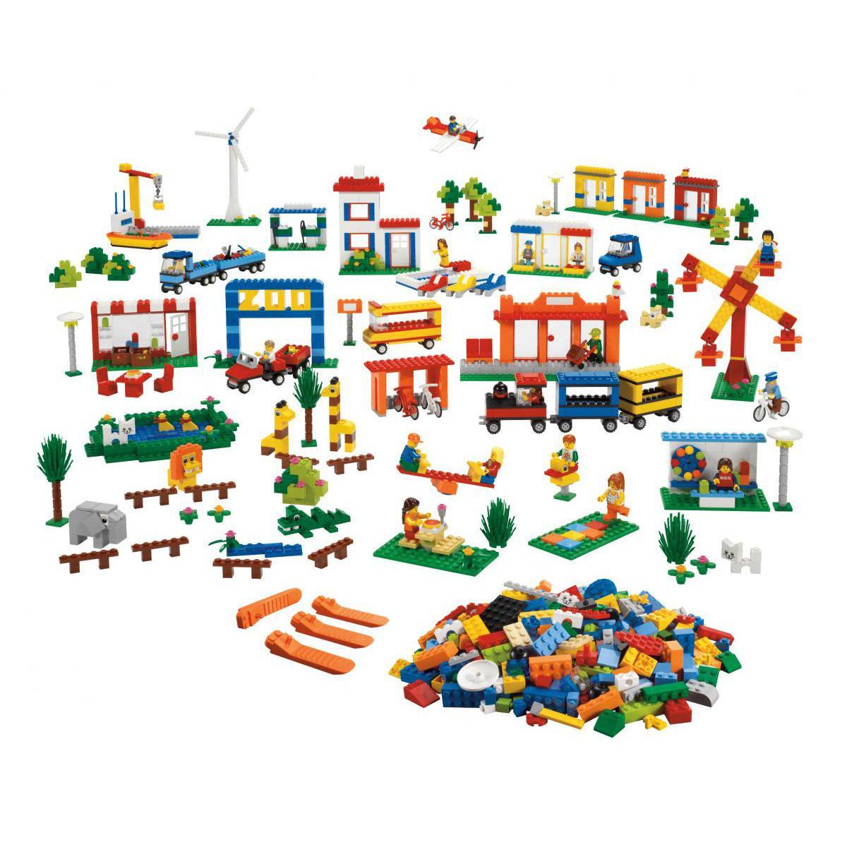 Ma communauté LEGO® : ensemble de base