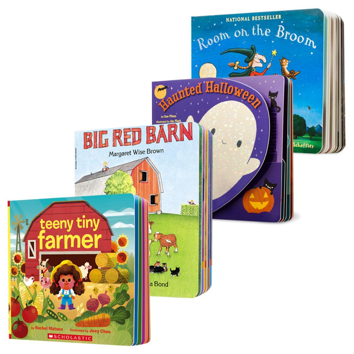Fall Fun Board Book Pack