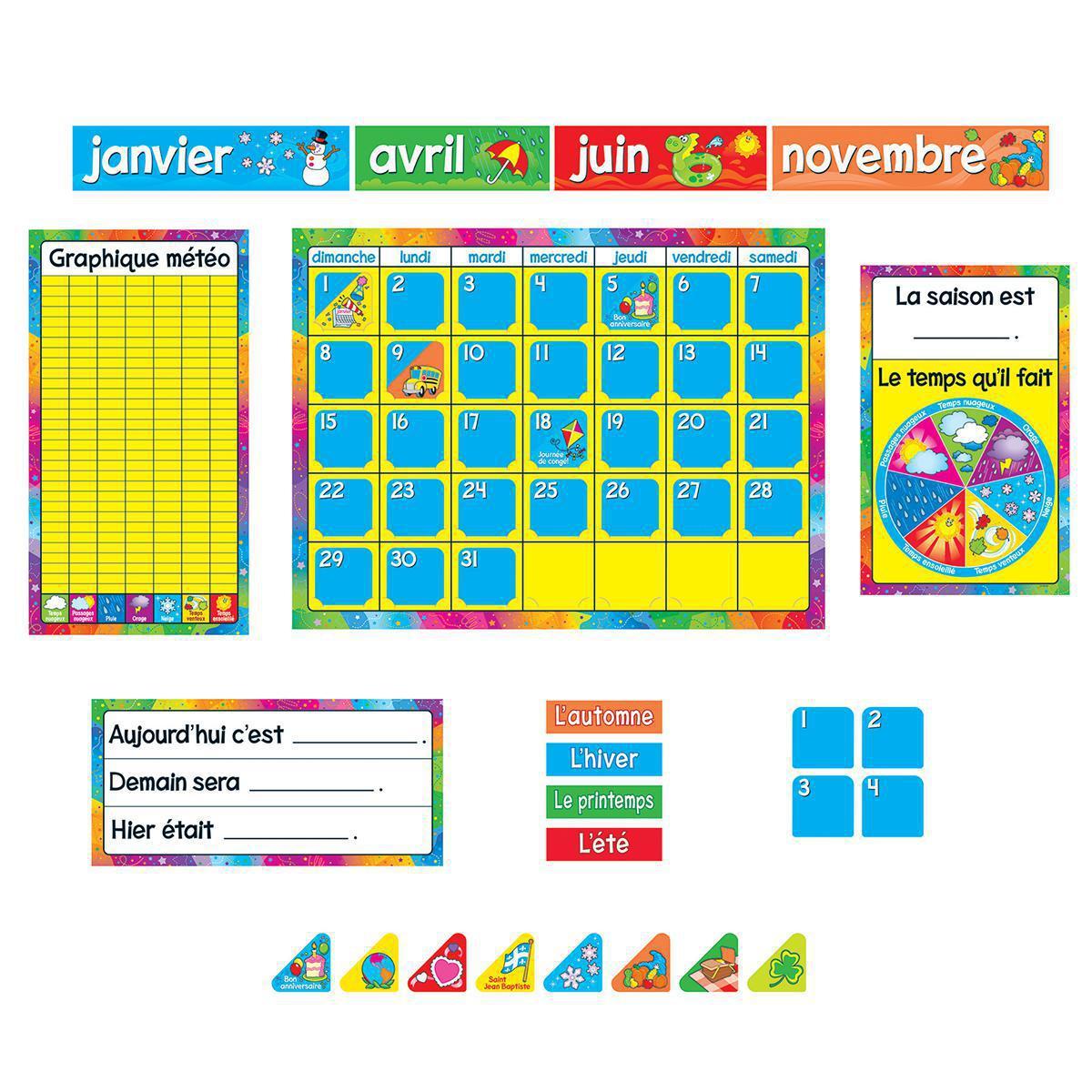 Trend Classroom Calendar