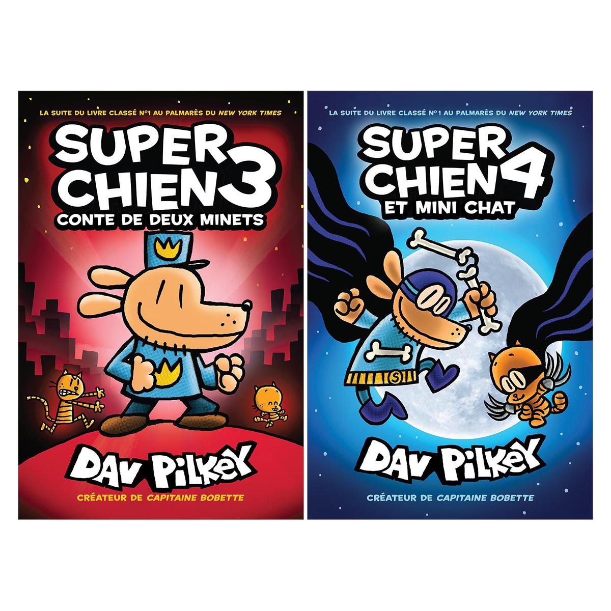 J'aime Super Chien 3-4