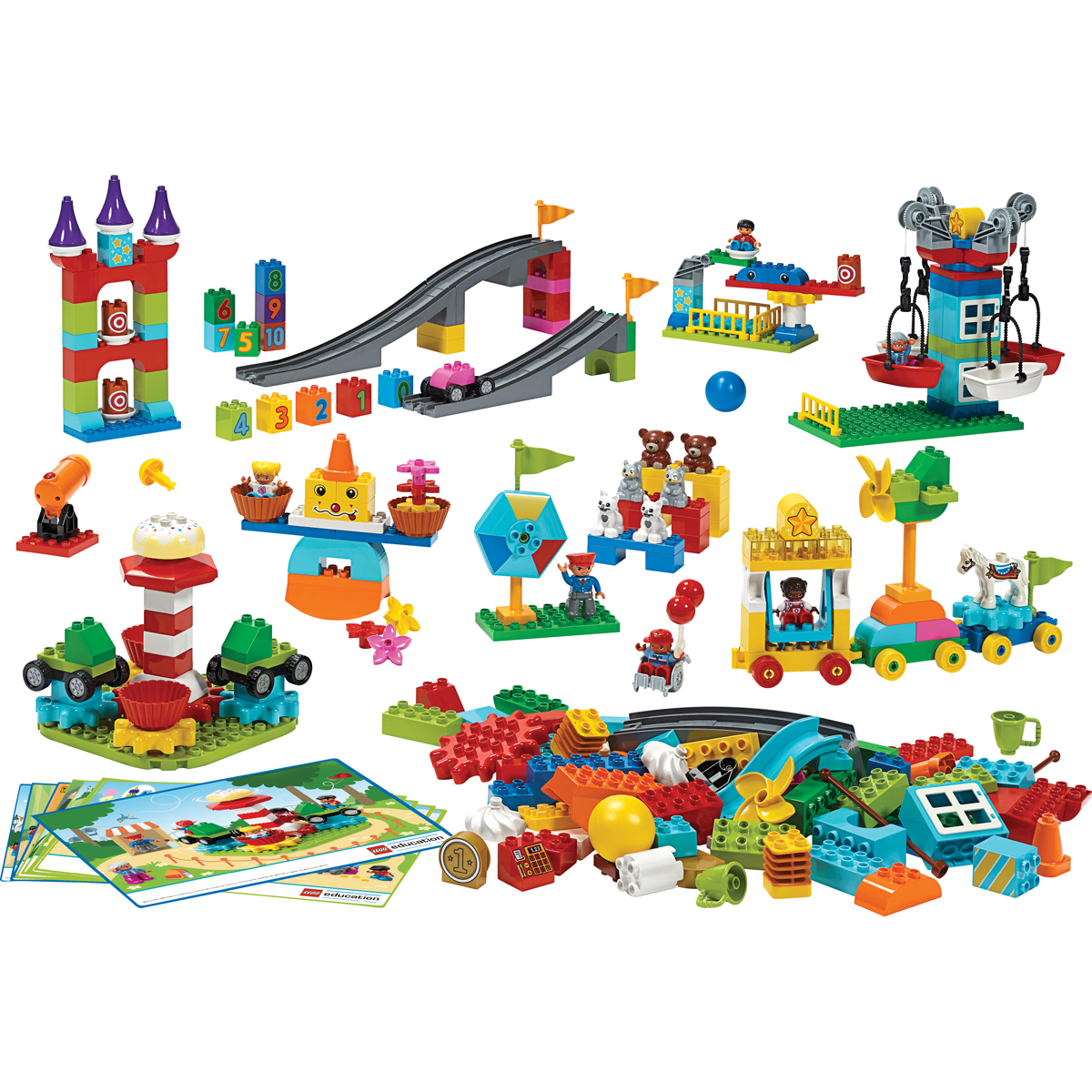 Parc LEGO® DUPLO® STEAM