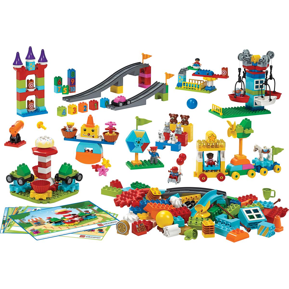 Parc LEGO® DUPLO® STEAM
