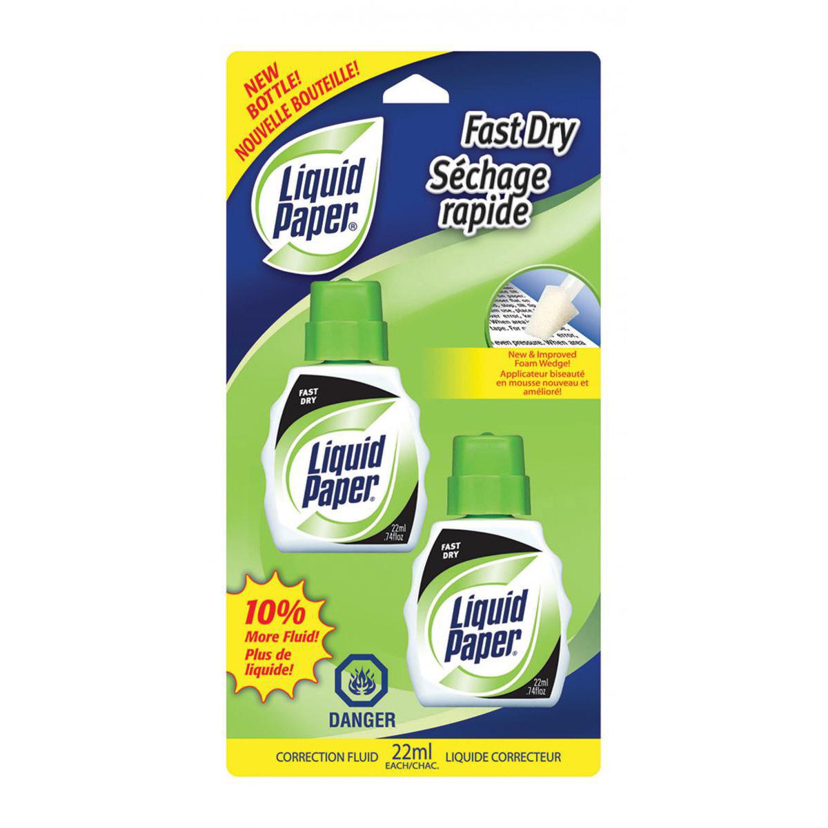 Correcteurs liquides Liquid Paper Paper Mate®