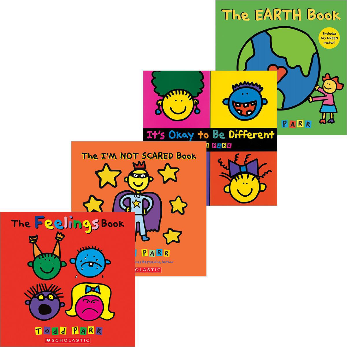 Todd Parr Value Pack
