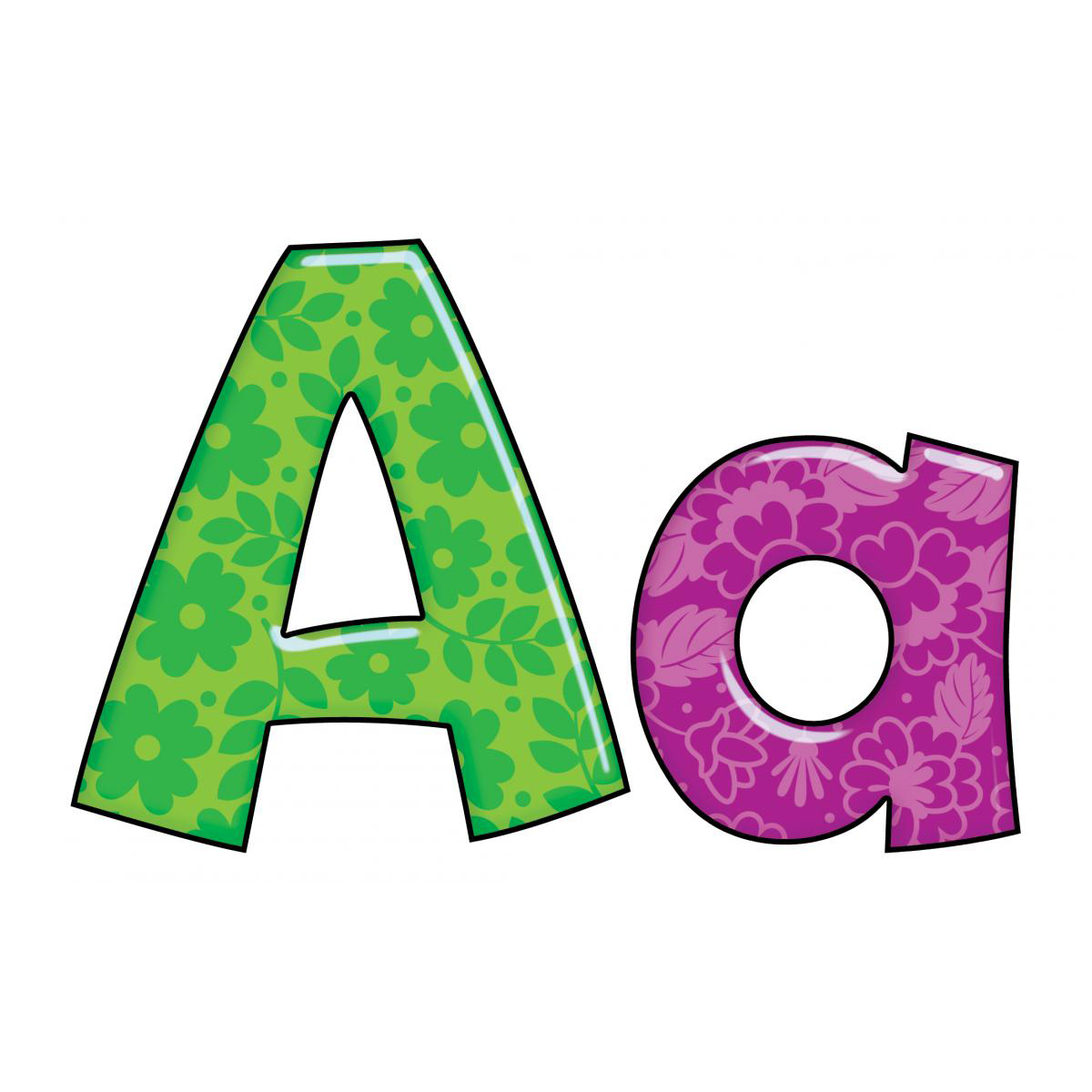 Ready Letters Playful Combo Pack: Colourful Patterns