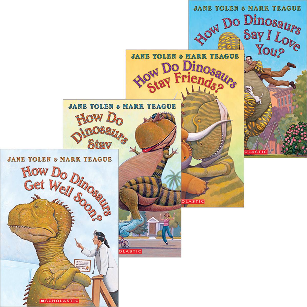 How Do Dinosaurs Feel? Pack