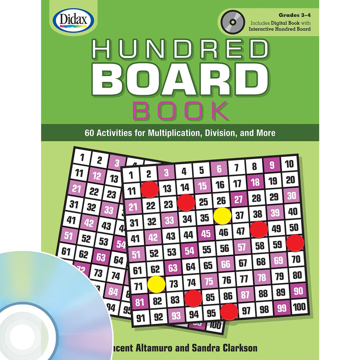 Hundred Board Book Grades 3-4