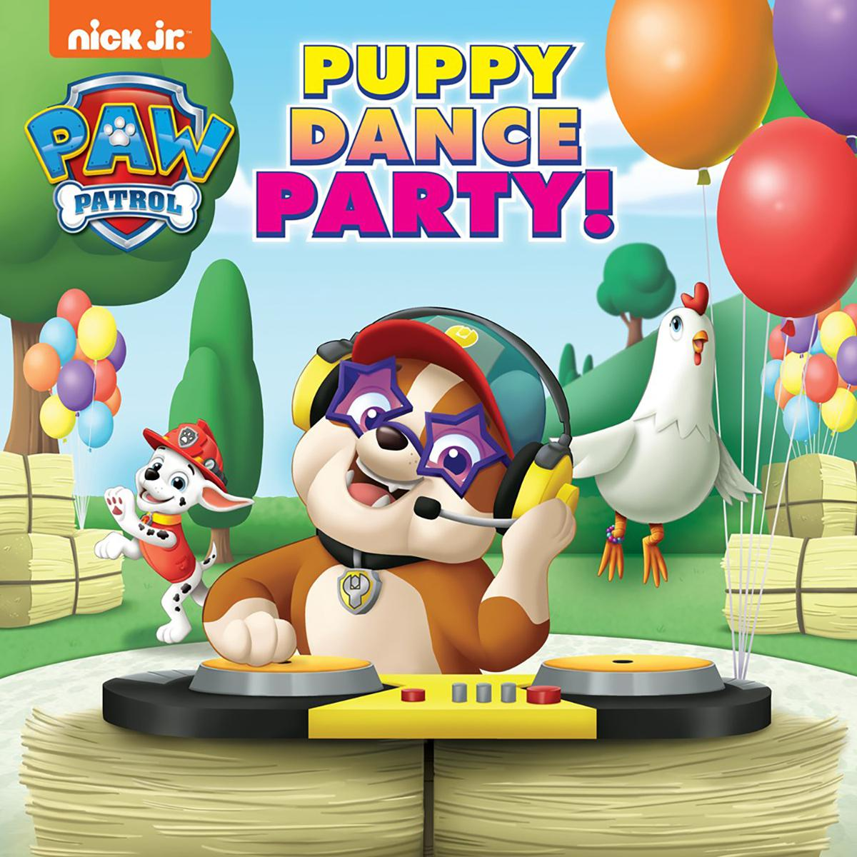 PAW Patrol: Puppy Dance Party!