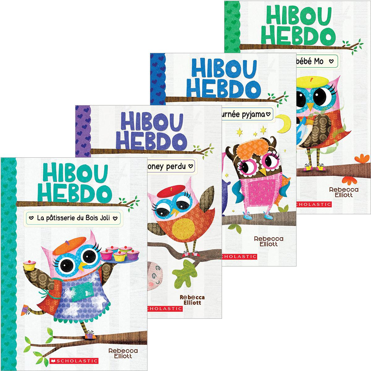 Collection Hibou Hebdo 2