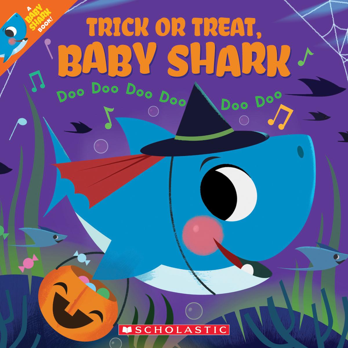 Trick or Treat, Baby Shark