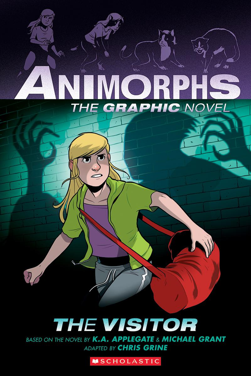 Animorphs: The Graphic Novel #2: The Visitor