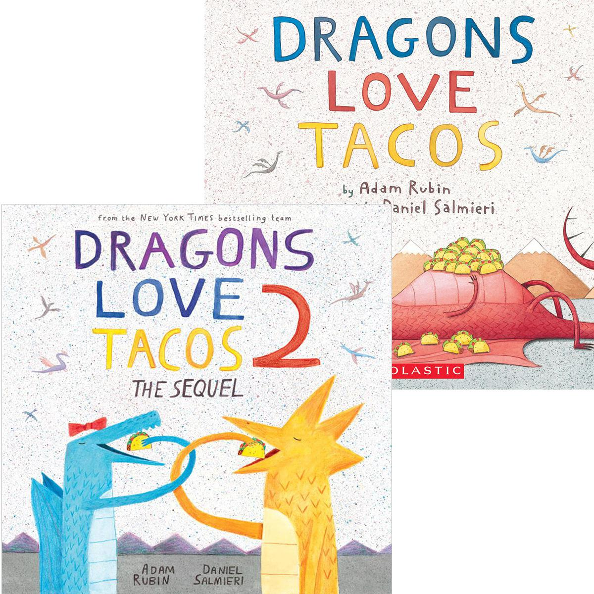 Dragons Love Tacos Pack