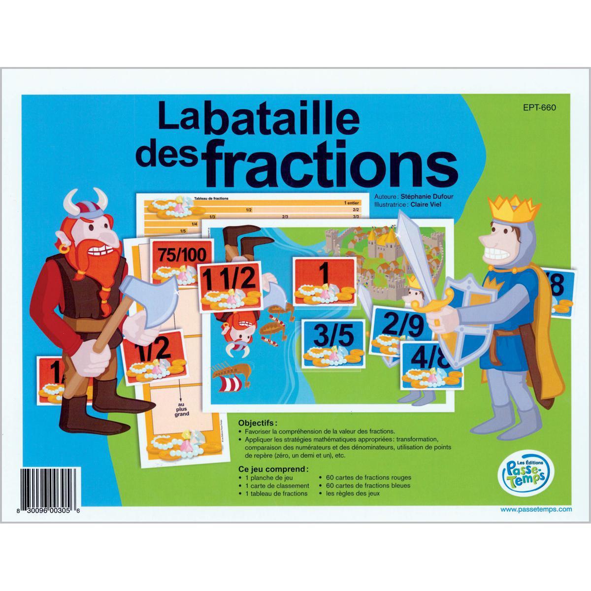 La Bataille des fractions