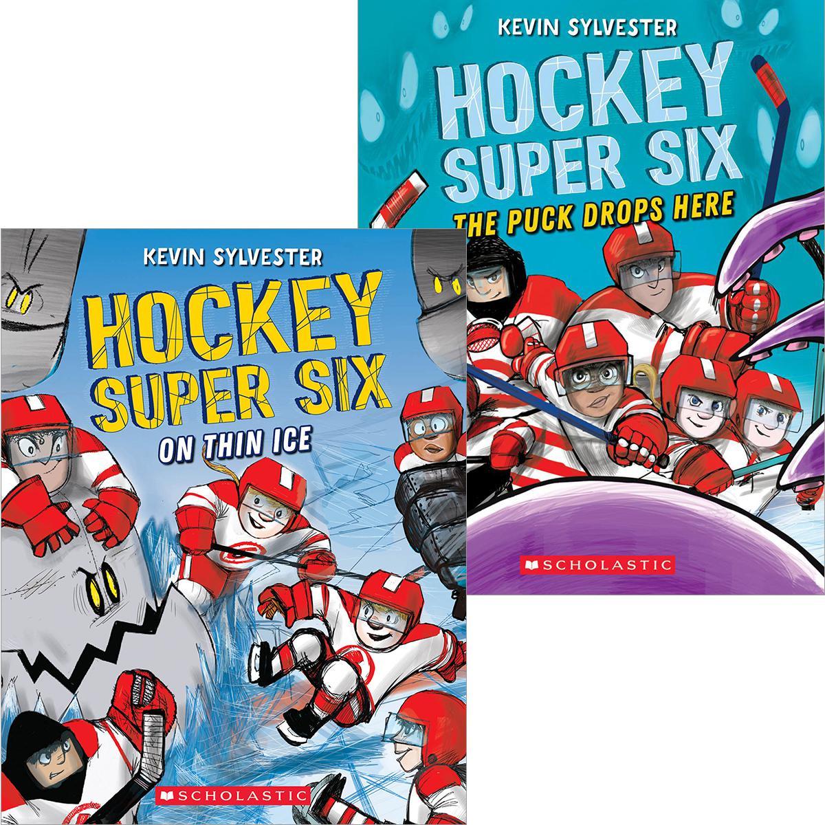 Hockey Super Six #1-#2 Pack