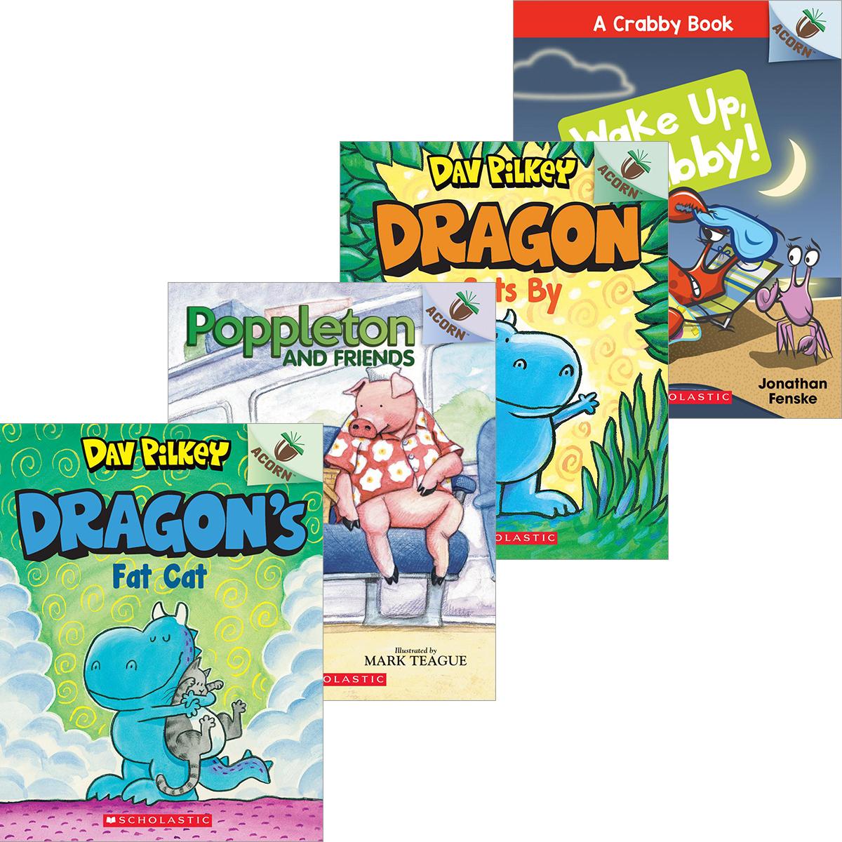 Acorn Reading Value Pack