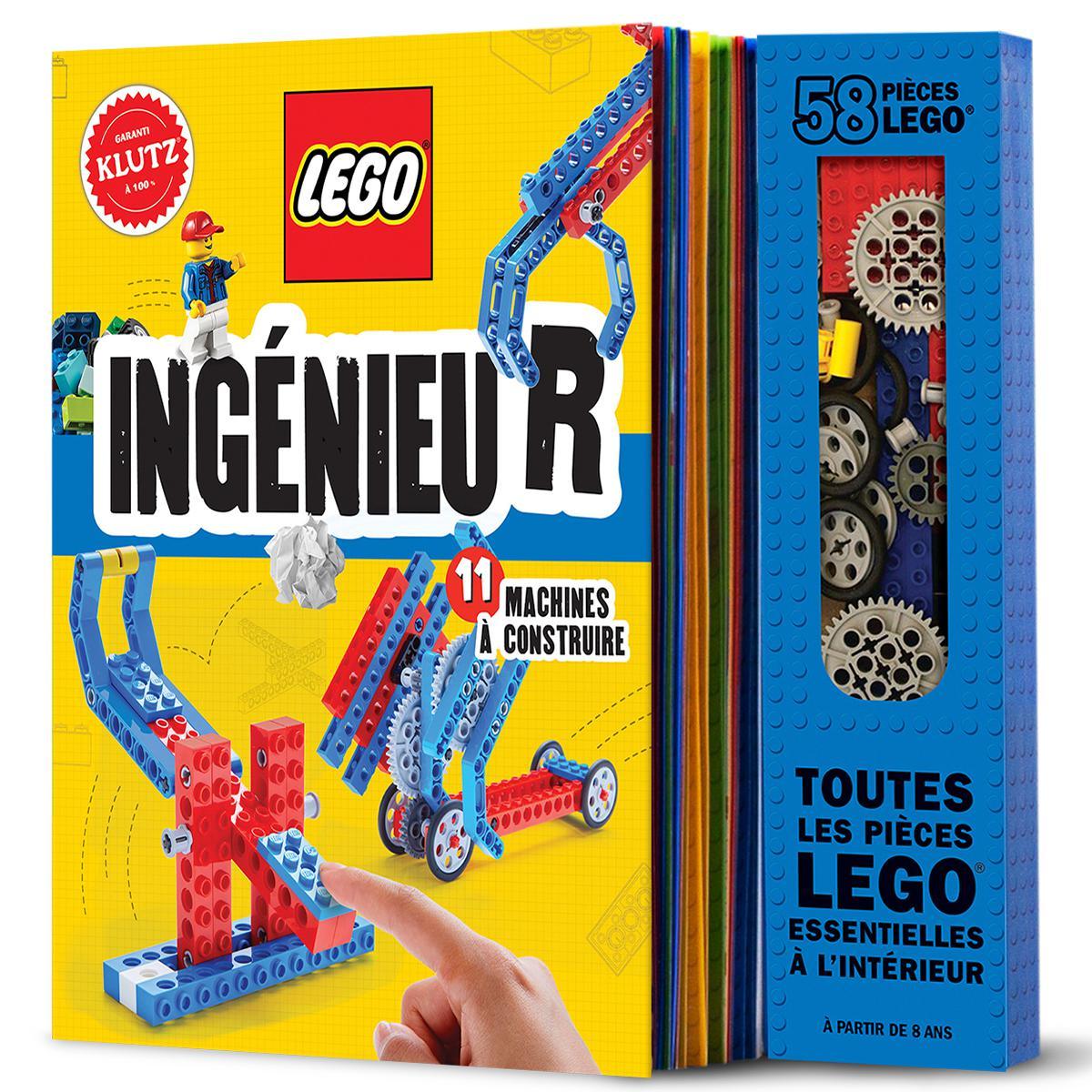 Klutz : LEGO® Ingénieur
