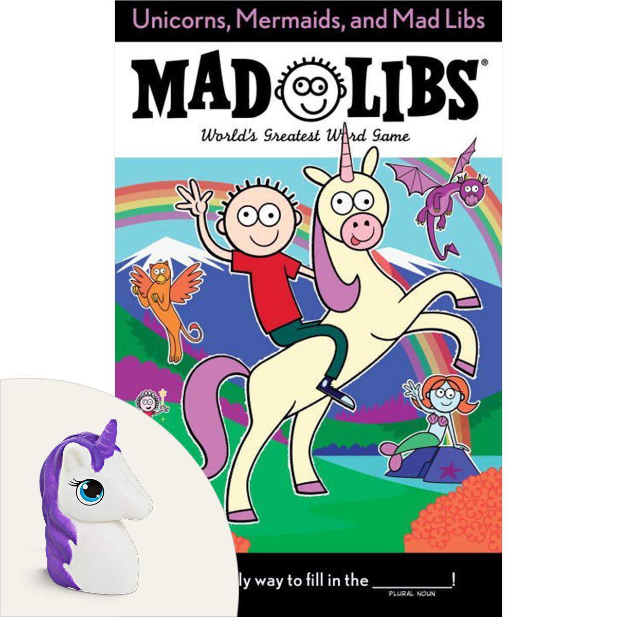 Unicorns, Mermaids, and Mad Libs® Pack