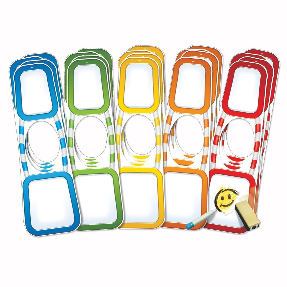 Dry-Erase Classroom Vests