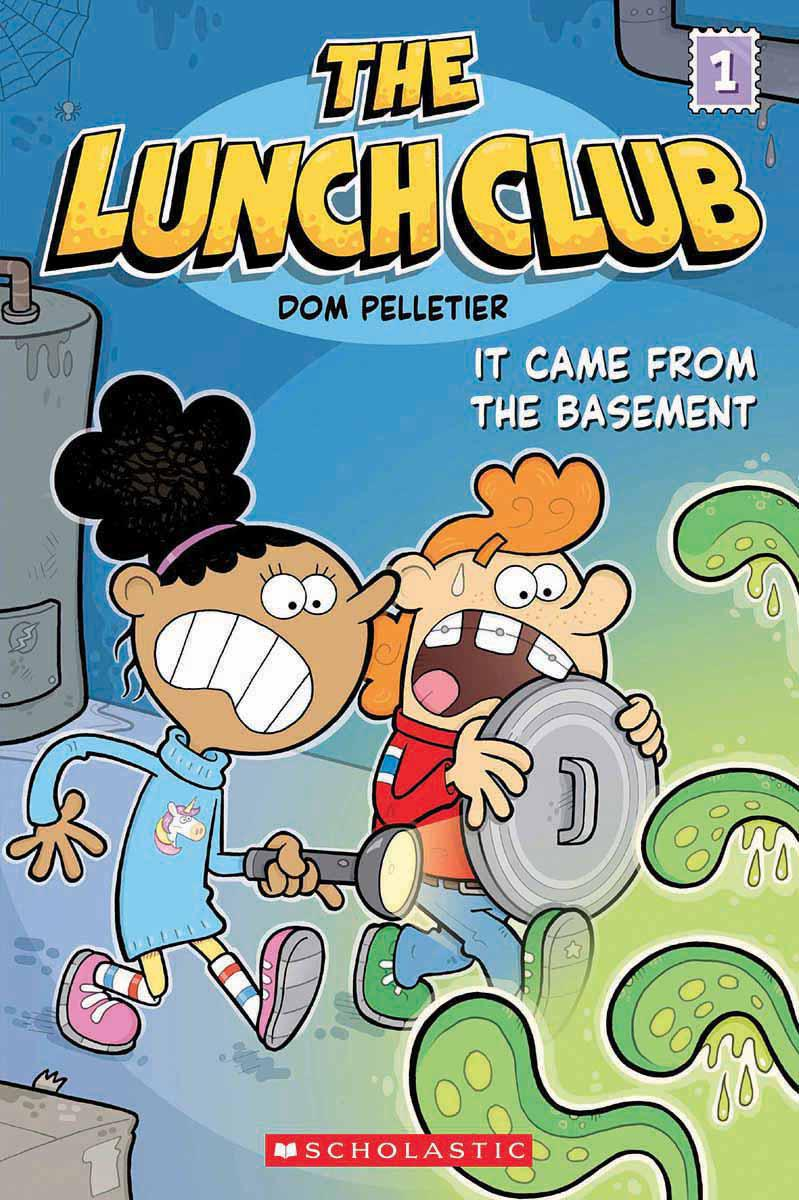 The Lunch Club #1: It Came From the Basement