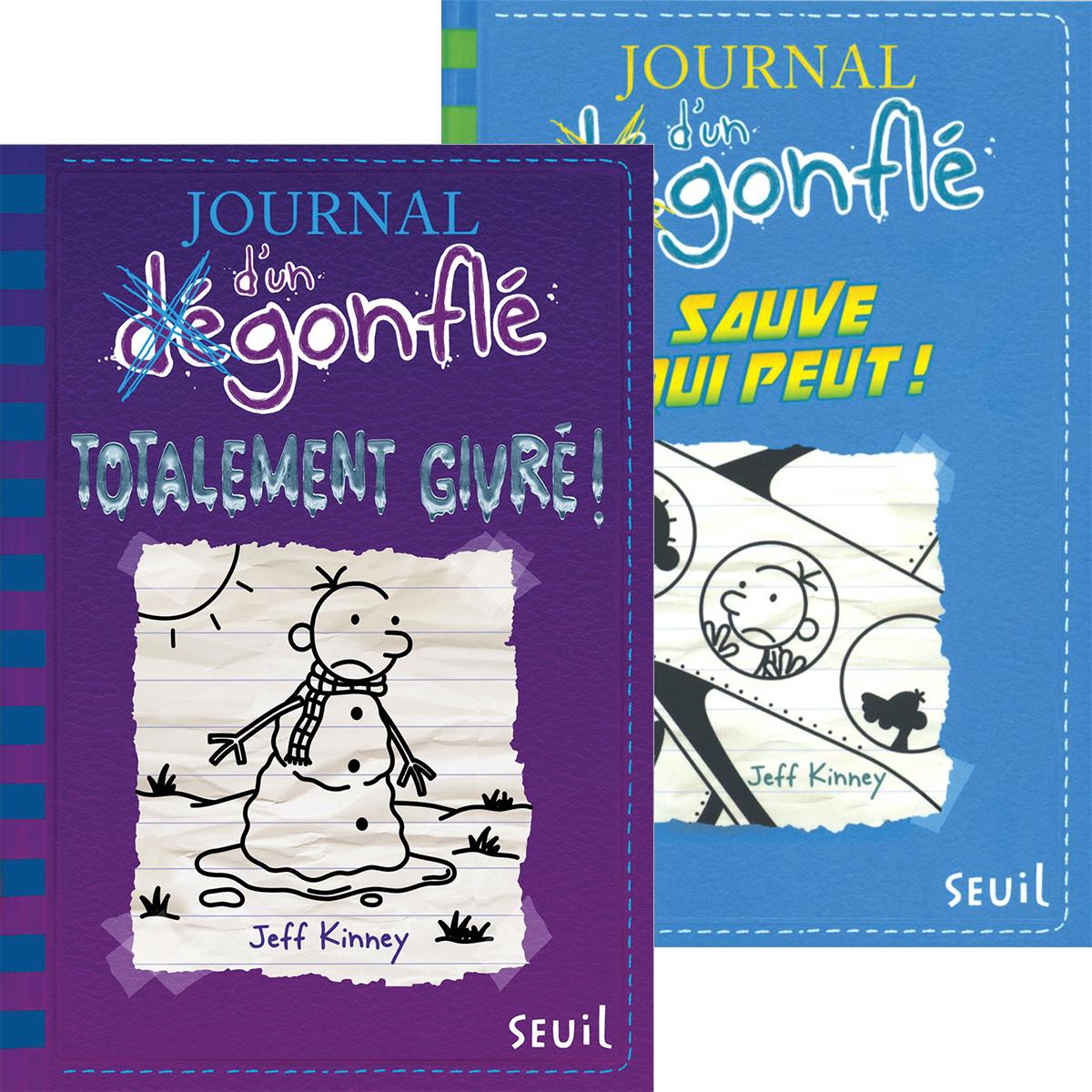 Duo Journal d'un dégonflé