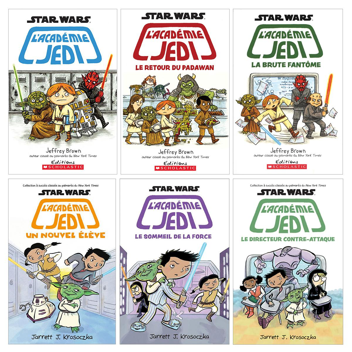 Collection Star Wars : L'académie Jedi