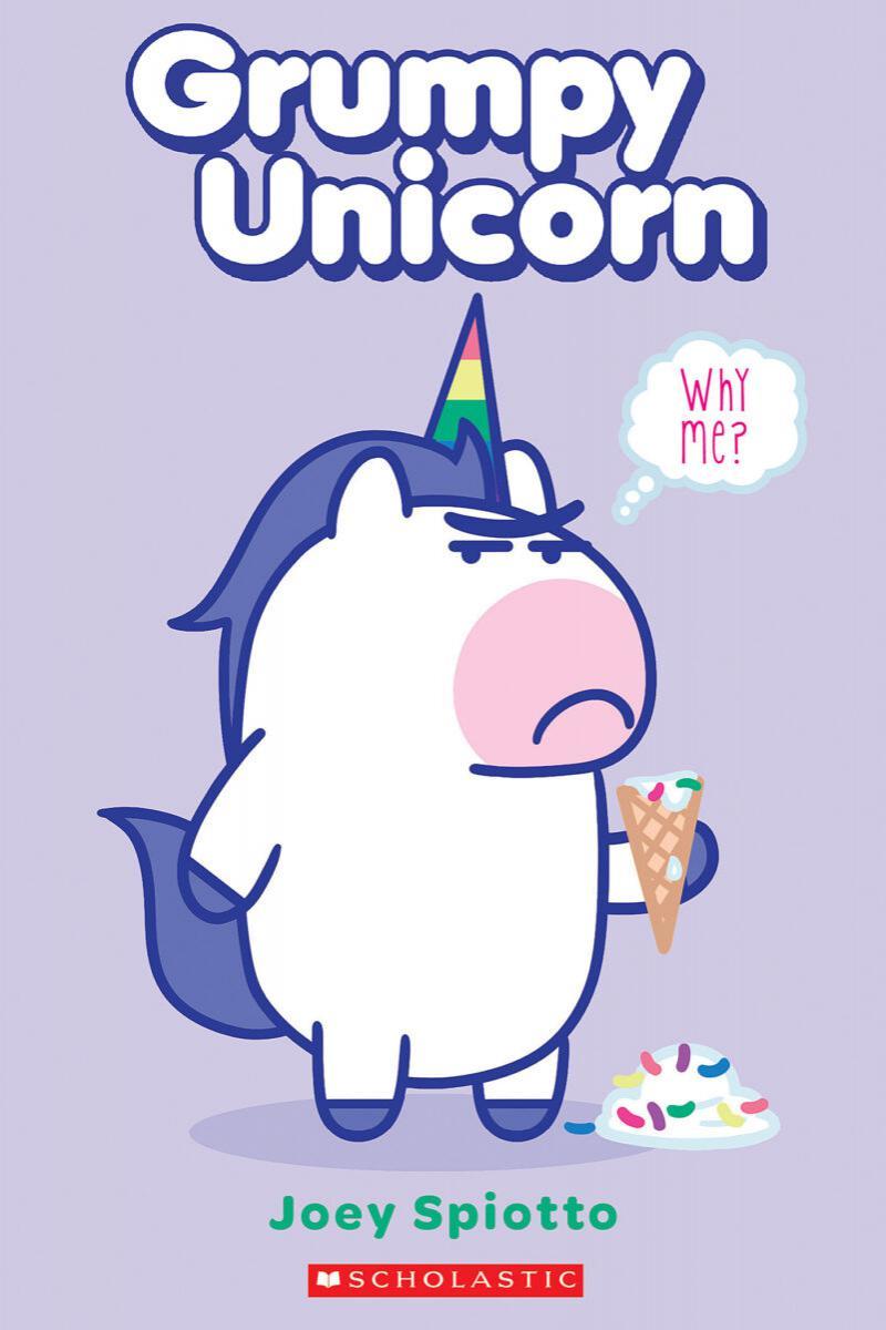 Grumpy Unicorn: Why Me?