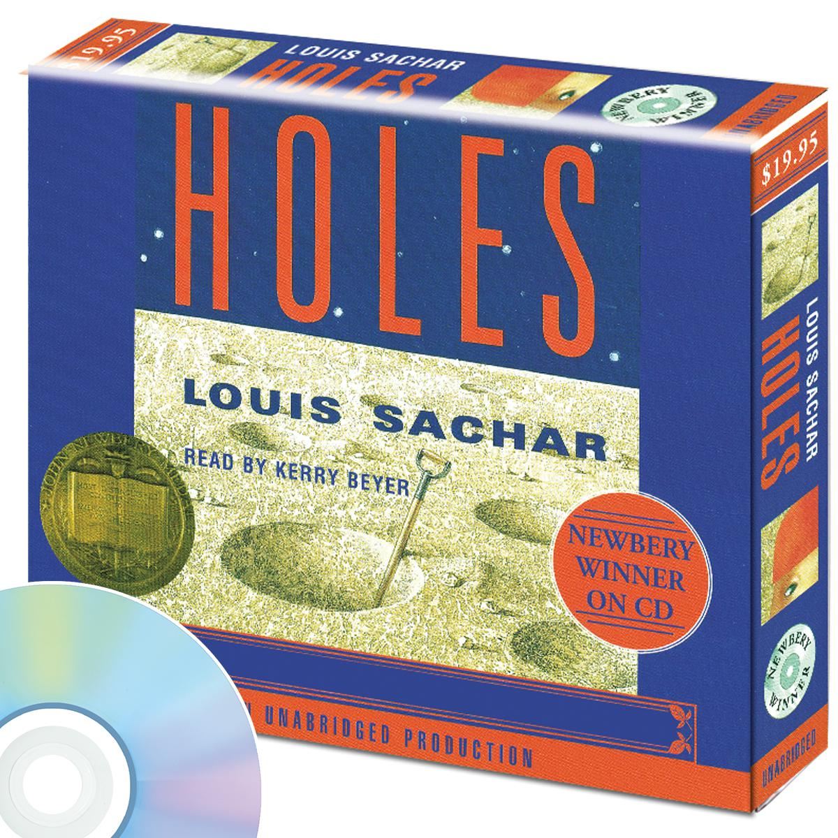 Holes: Audiobook