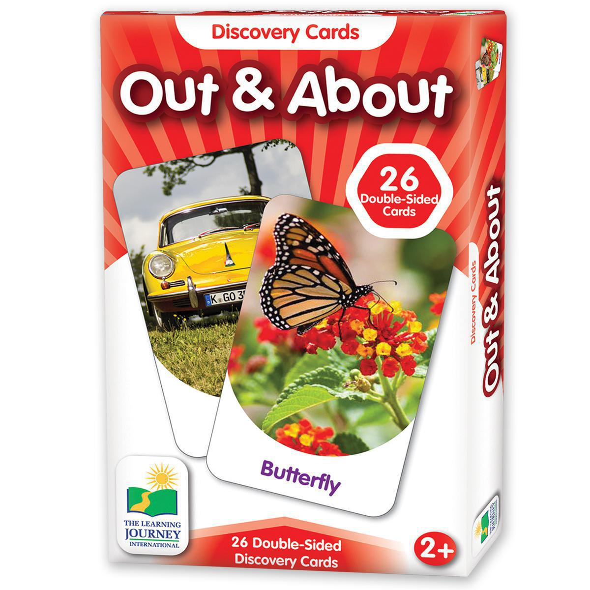 Out & About Discovery Cards