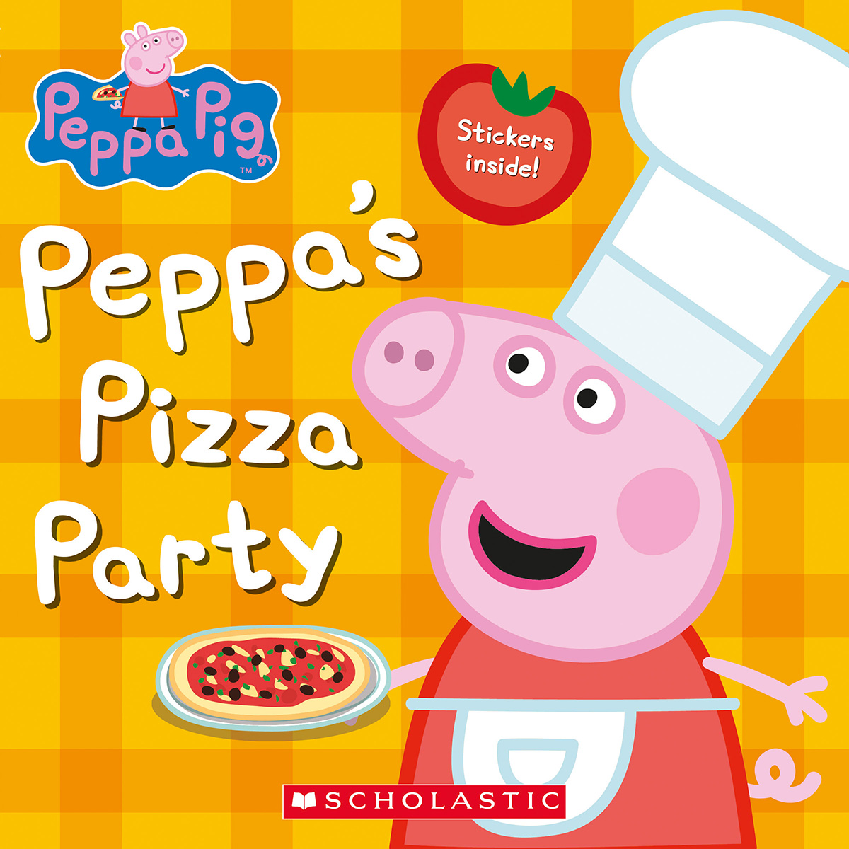 Peppa Pig: Peppa's Pizza Party