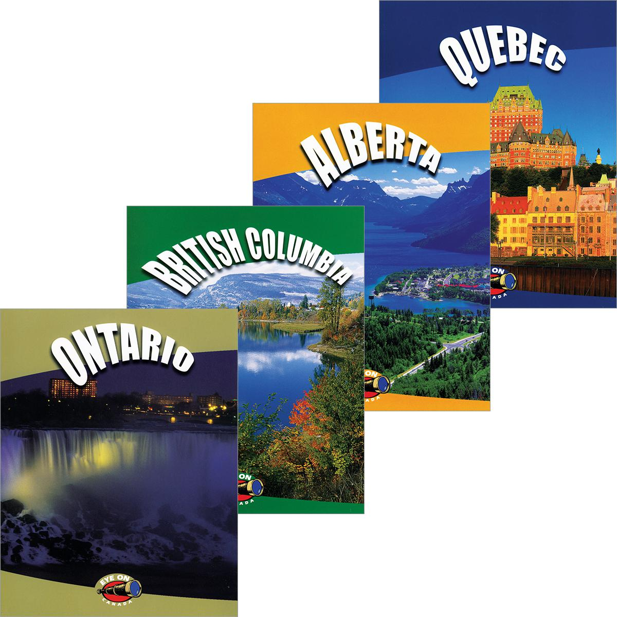 Canadian Provinces & Territories 13-Pack
