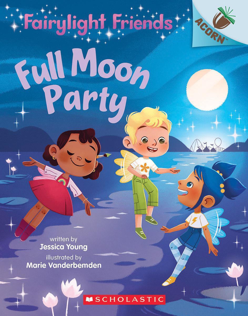 Fairylight Friends #3: Full Moon Party