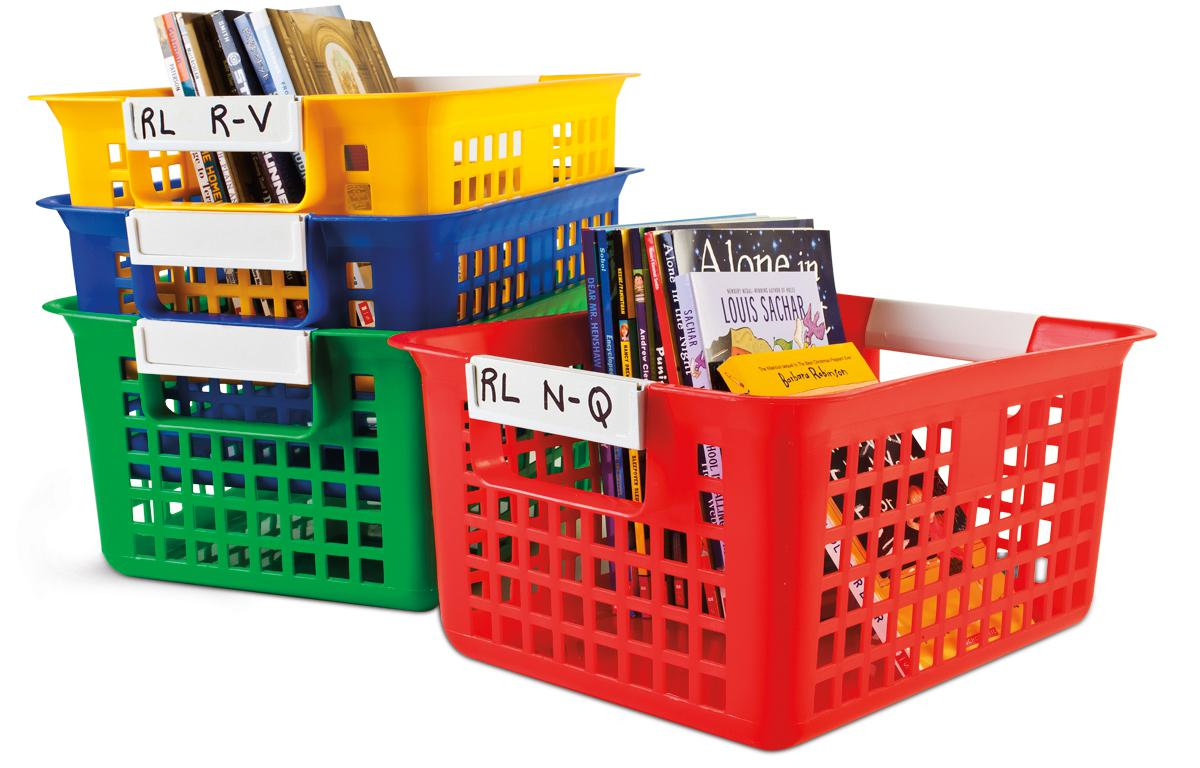 Book Baskets Primary Set