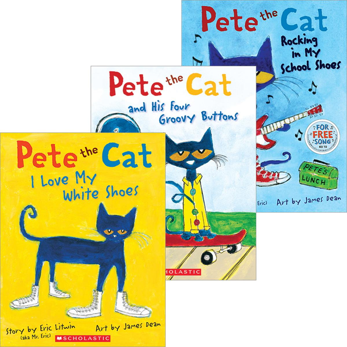 Pete the Cat Pack