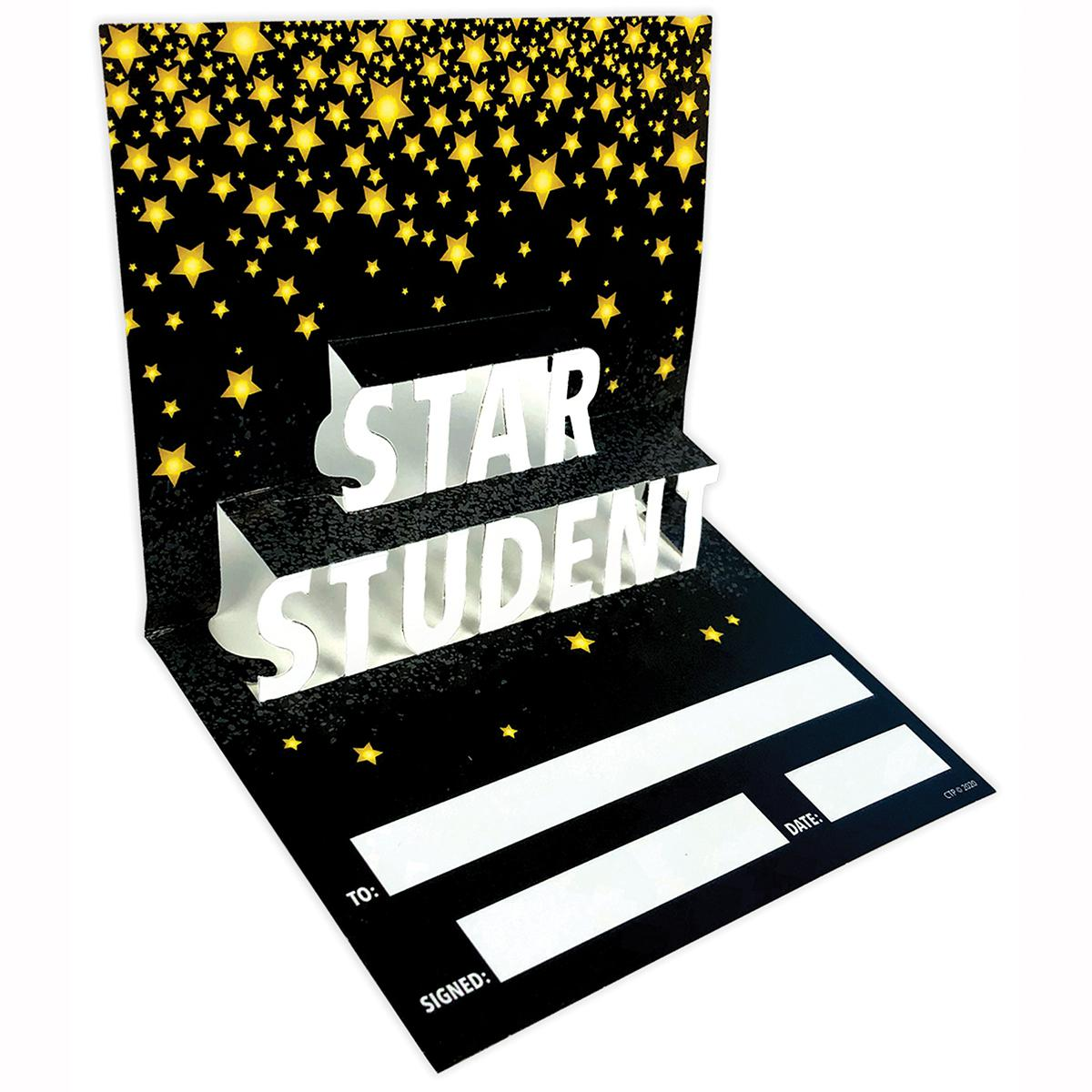 Pop-It! 3D Awards: Star Student