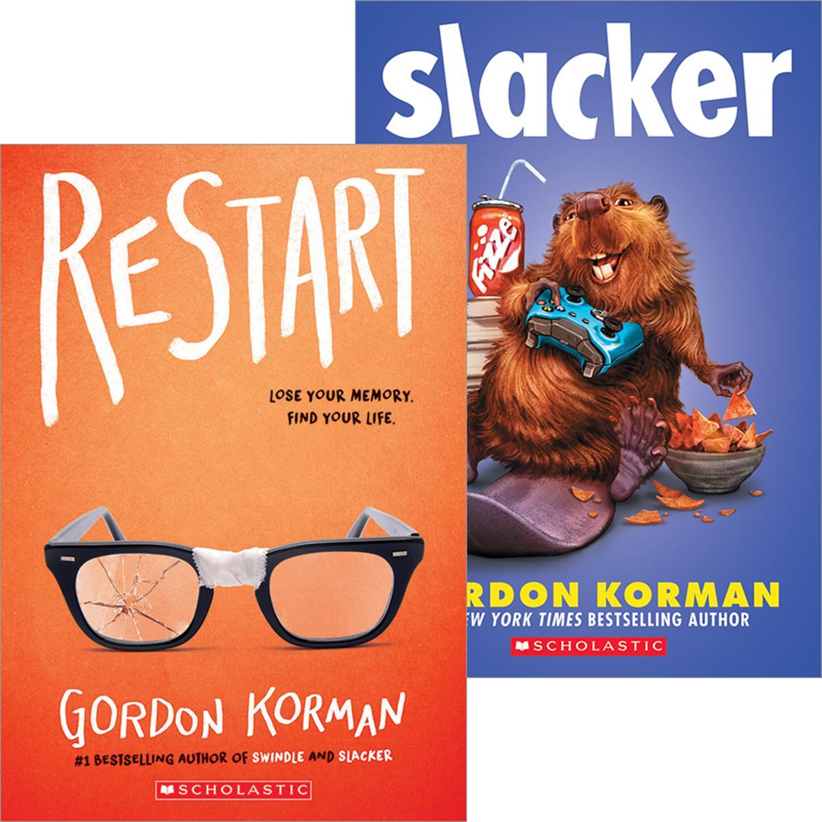 Gordon Korman Pack
