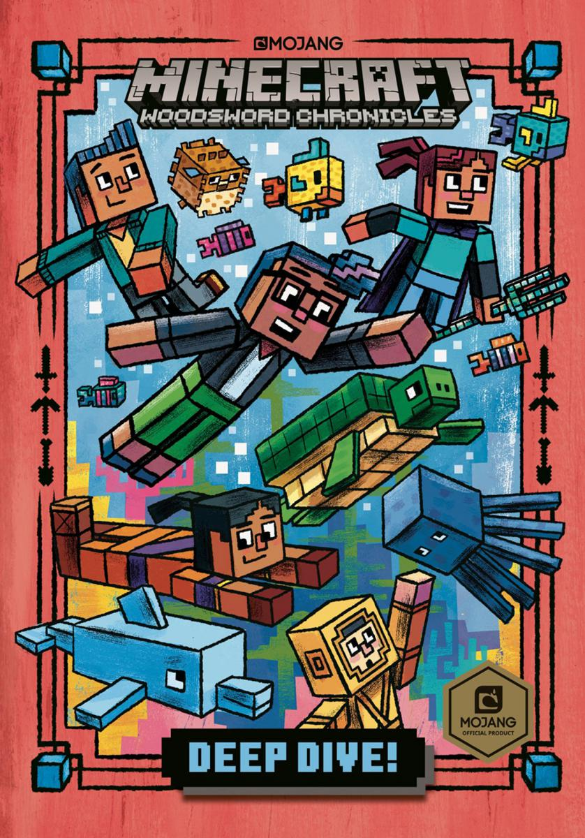 Minecraft: Woodsword Chronicles #3: Deep Dive!