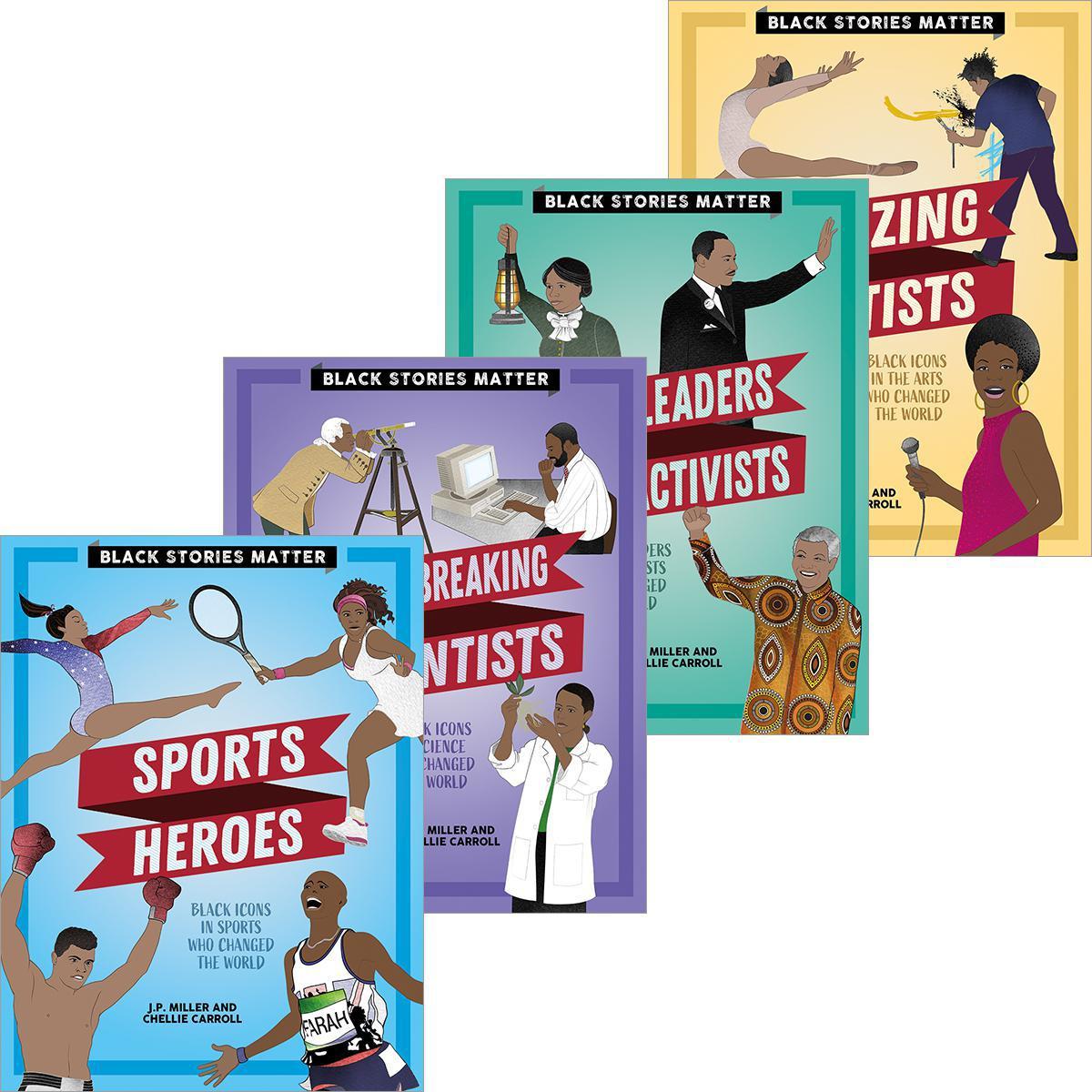 Black Stories Matter Series Pack