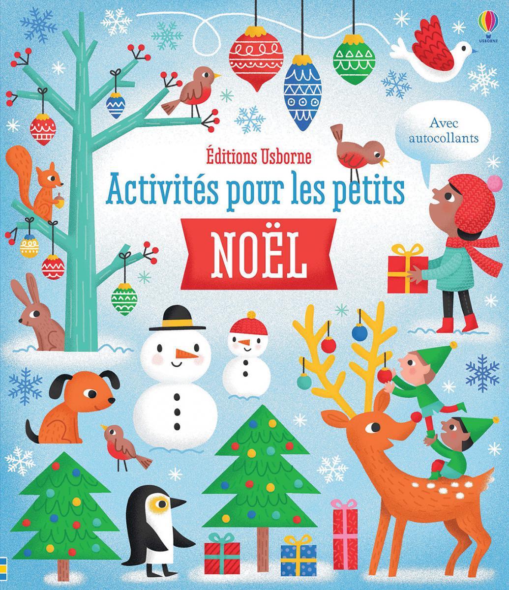 Activités pour les petits : Noël