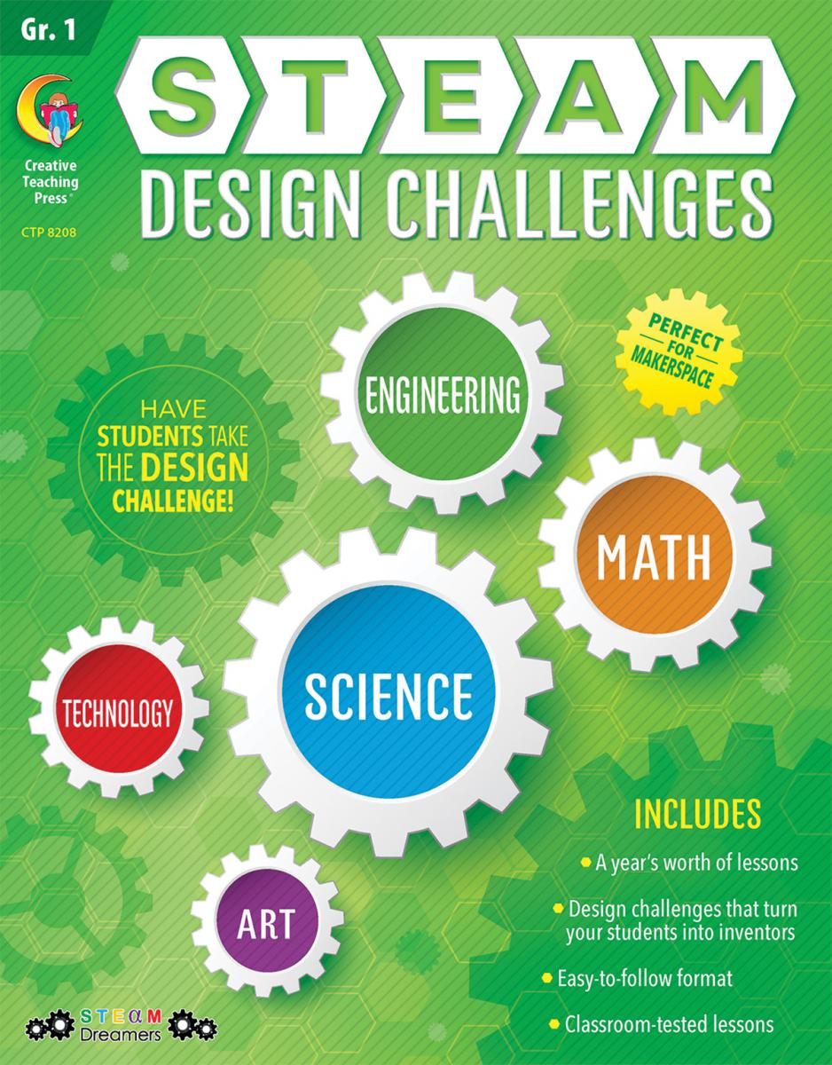 Steam Design Challenges: Gr. 1