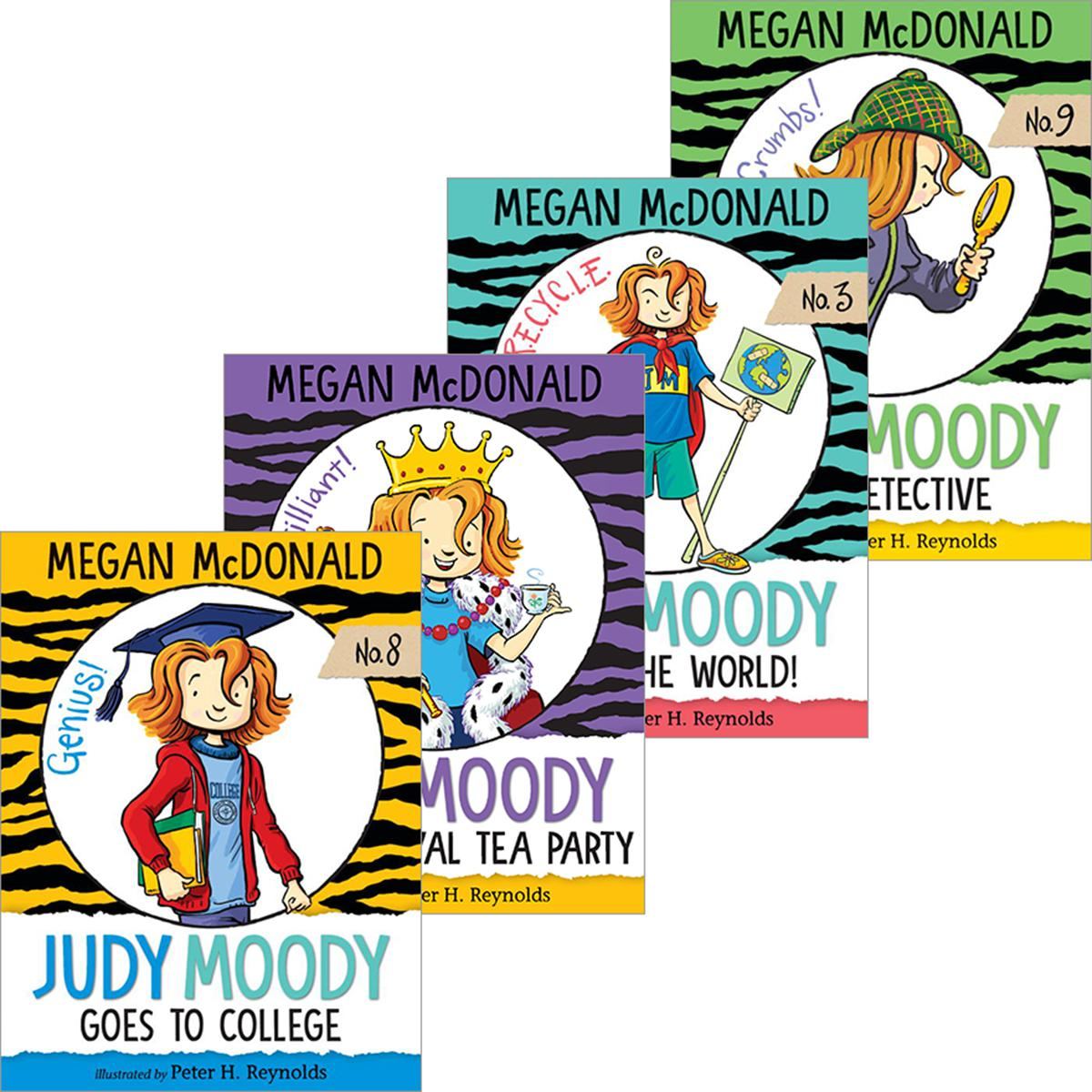 Judy Moody Value Pack