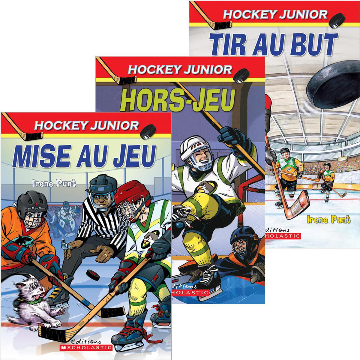 Hockey Junior 1-2-3