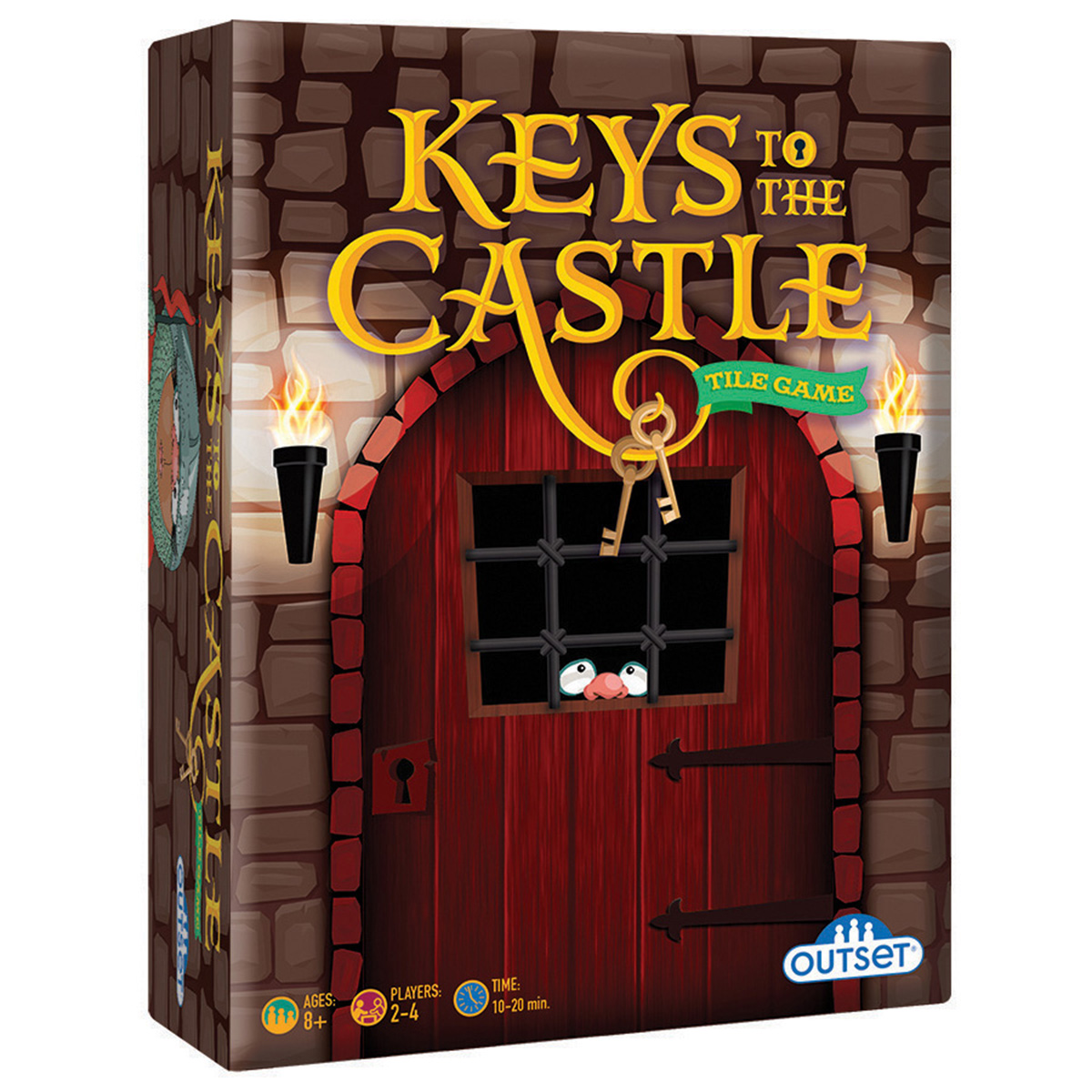 Keys to the Castle: The Game