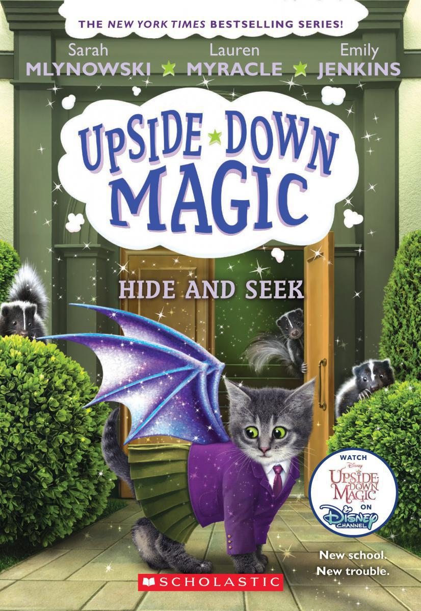 Upside-Down Magic #7: Hide and Seek