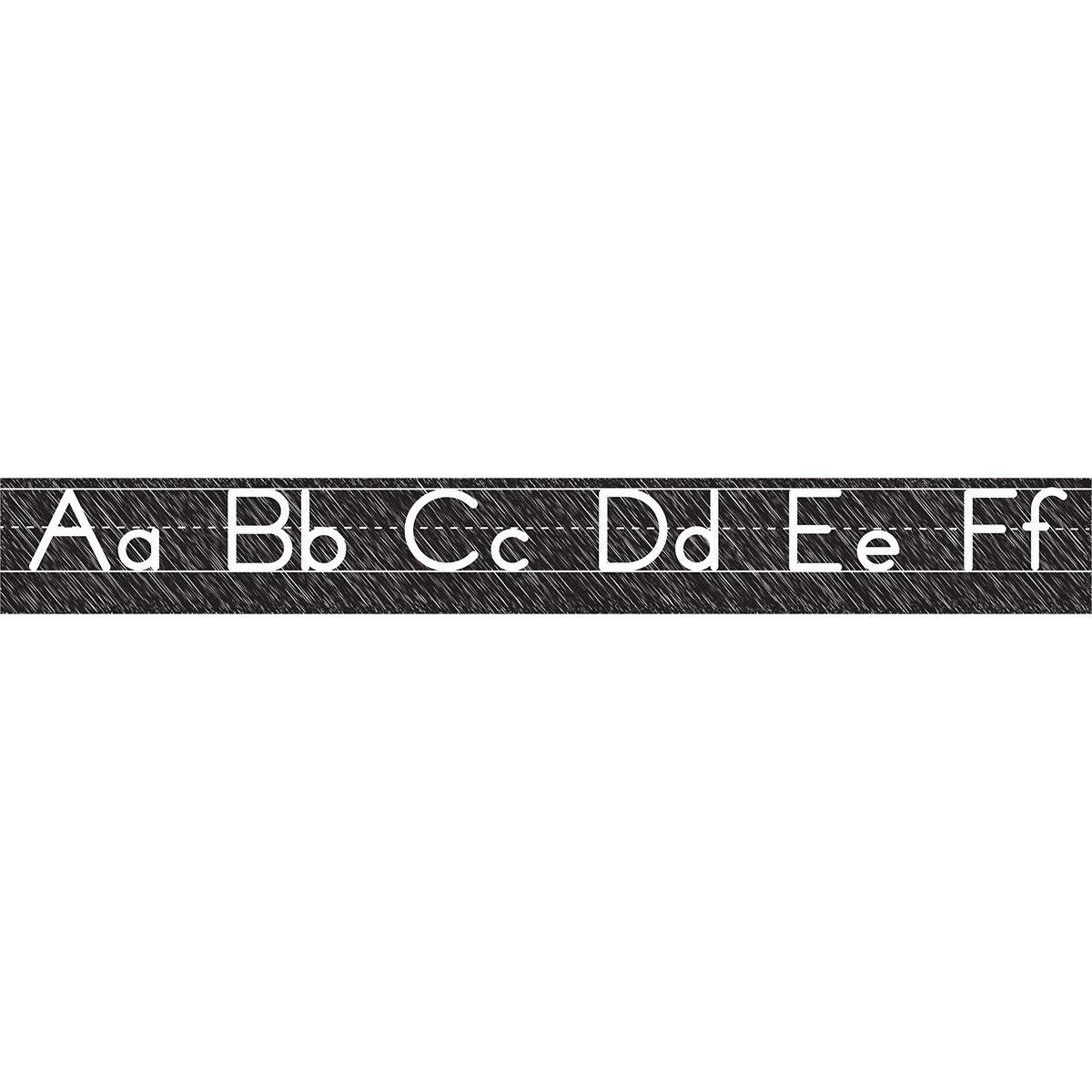 Magnetic Manuscript Line: Scribble Chalk