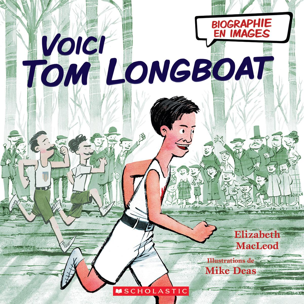 Biographie en images : Voici Tom Longboat