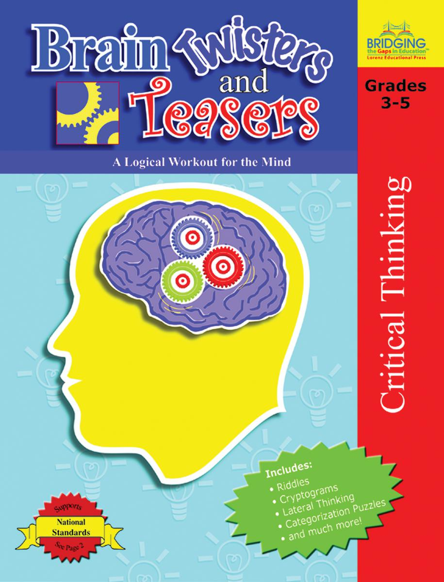 Brain Twisters and Teasers: A Logical Workout for the Mind
