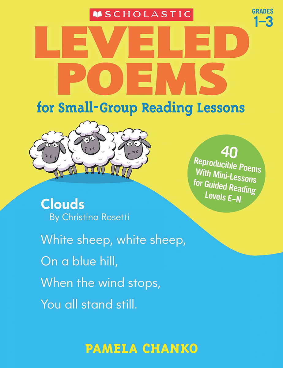 Leveled Poems for Small-Group Reading Lessons